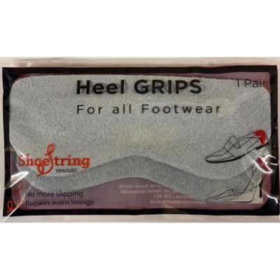 Shoe-String Heel Grips