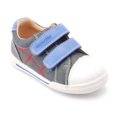 Start-rite Flexy-Soft Milan -  Navy/Cobalt Blue
