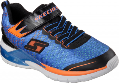 Skechers Erupters II Lava Arc -  Blue/Orange