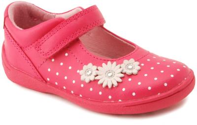 Start-rite Super Soft Daisy -  Bright Pink