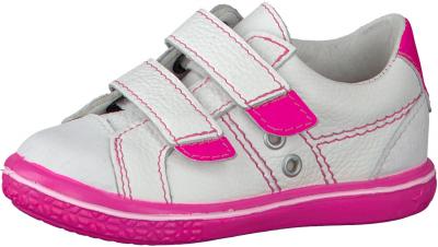 Ricosta Nipy -  White/Neon Pink