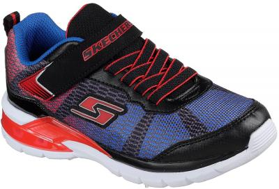 Skechers Erupters II Lava Waves -  Black/Red/Blue
