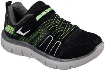Skechers Flex Advantage 2.0 High Torque -  Black/Lime