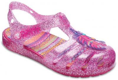 Crocs Isabella Novelty Sandal -  Pink