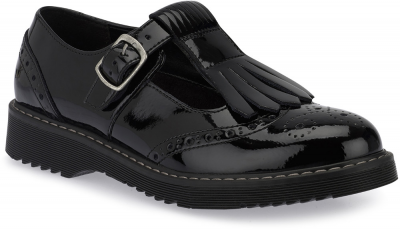 Angry Angels March -  Black Patent