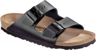 Birkenstock Arizona - Black Leather