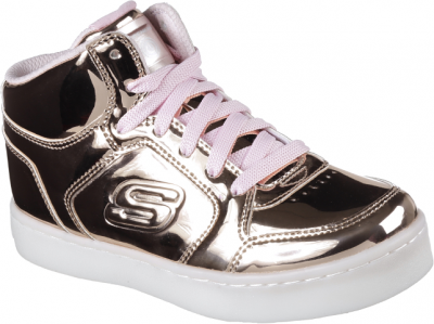Skechers Energy Lights Dance n Dazzle -  Rose Gold