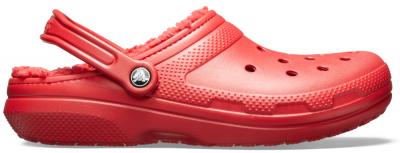 Crocs Classic Lined Clog  -  Pepper