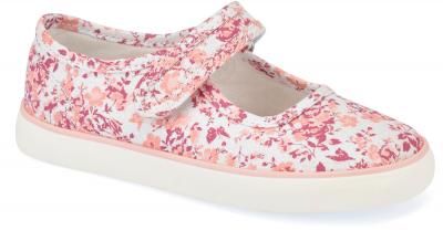 Start-rite Hula -  Pink Floral Print