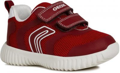 Geox B Waviness Boy B922BA -  C0003 Red/White