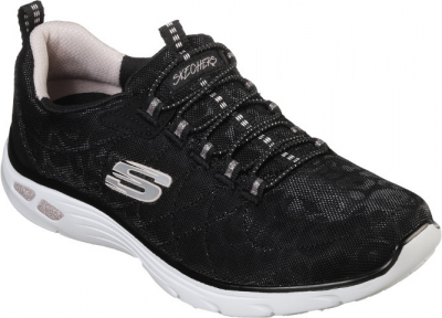 Skechers Empire DLux Spotted  -  Black/RoseGold