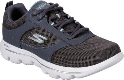 Skechers Go Walk Evolution Ultra Enhance  -  Charcoal Blue