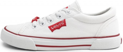 Levi Kids Bermuda  -  White