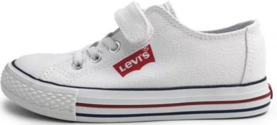 Levi Kids Trucker Low -  White