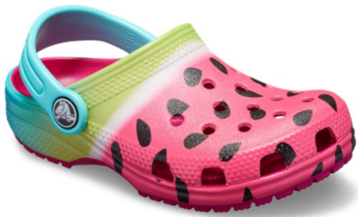Crocs Classic Ombre Graphic Clog K -  Candy Pink