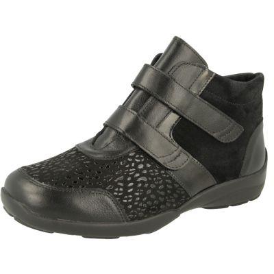 DB Bangor - Black Leather