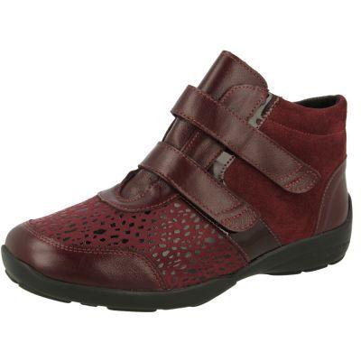 DB Bangor - Burgundy Leather