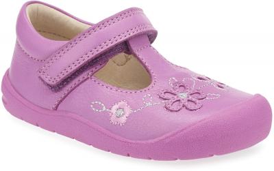 Start-rite First Mia -  Bright Pink