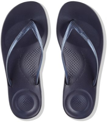 FitFlop IQushion Ergonomic Flipflop -  Midnight Navy