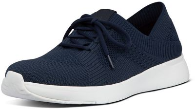 FitFlop Marbleknit Sneakers - Midnight Navy