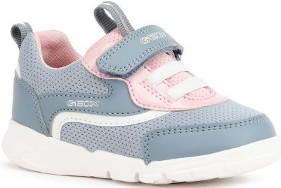 Geox B Runner Girl B15H8D - Sky/Pink