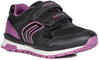 Geox J Pavel Girl A J948CA - C0037 Black/Purple