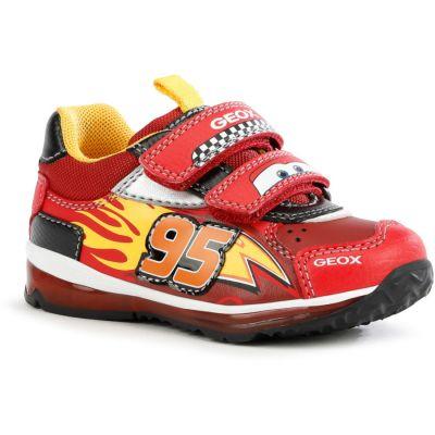 Geox B Todo Boy - Red/Black