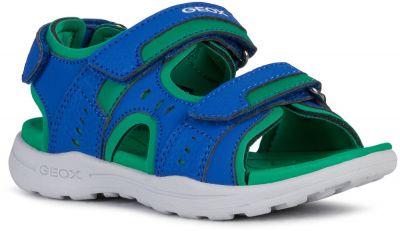 Geox J Vaniett Boy J025XA - C4165 Royal/Green