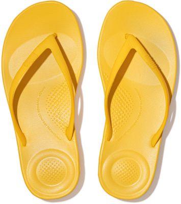 FitFlop IQushion Ergonomic Flipflop - Sunshine Yellow
