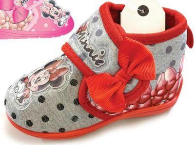 Lunar Kids Minnie - Grey/Red
