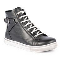 Lunar Jemma GLR006 - Black Leather