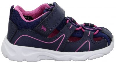 Lurchi Bort - Navy Pink