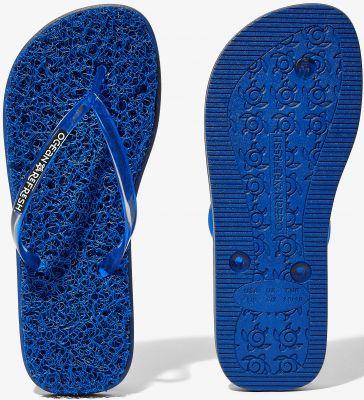 Ocean Refresh Eco Sandal - Ocean Blue