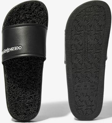 Ocean Refresh Eco Slider - Black