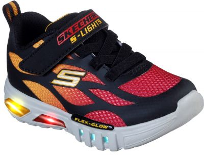 Skechers Flex-Glow - Dezlom - Black/Red