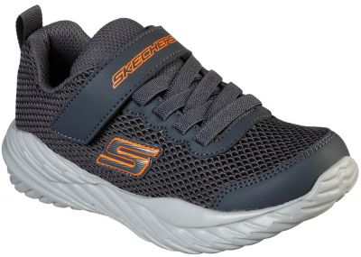 Skechers Nitro Sprint - Krodon - Charcoal/Orange