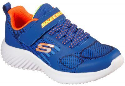 Skechers Bounder - Gorven - Royal/Orange