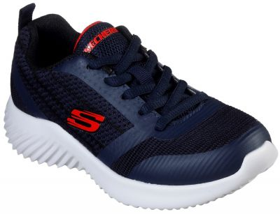 Skechers Bounder - Navy/Black