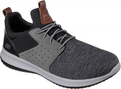 Skechers Delson Camben - Black/Grey