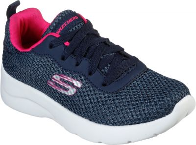 Skechers Dynamight 2.0 Quick Concept - Navy/Hot Pink