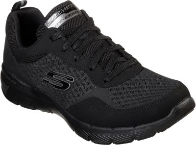 Skechers Flex Appeal 3.0 Go Forward -  Black