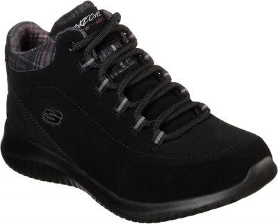 Skechers Ultra Flex Just Chill - Black