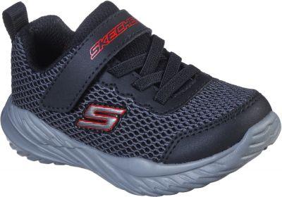 Skechers Nitro Sprint Krodon - Black/Grey/Red