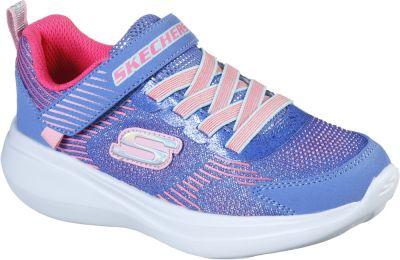 Skechers Go Run Fast Neon Jams - Blue/Multi
