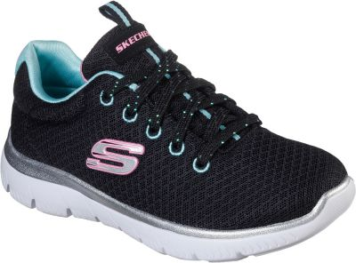 Skechers Summits Simply Special - Black/Turquoise
