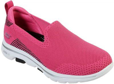 Skechers Go Walk 5 Prized - Pink/Black