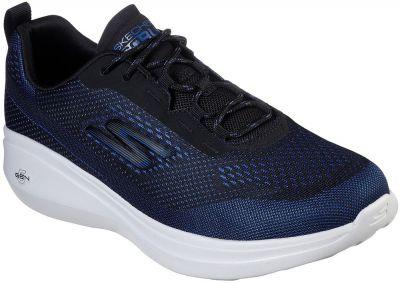 Skechers Go Run Fast Arco - Black/Blue