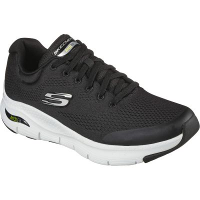Skechers Arch Fit - Black White