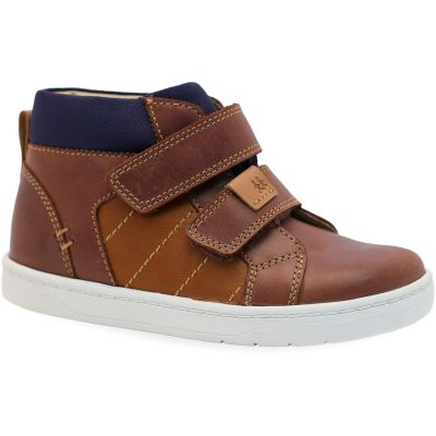 Start-Rite Discover - Brown Leather