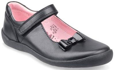 Start-Rite Giggle - Black Leather